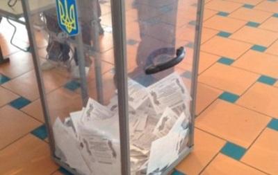 Мужчина устроил стрельбу на одном из избирательных участков Донецкой области