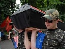 Противники НАТО заявили об ущемлении прав на акции протеста
