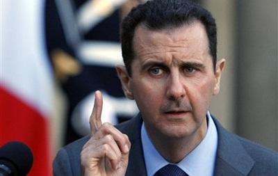 Асад призвал Сирию к национальному примирению