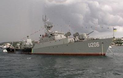 Сегодня возобновится перевод кораблей из Крыма в порты Украины