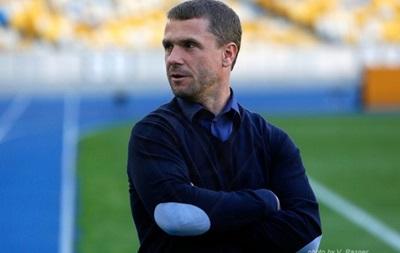 Ребров станет главным тренером Динамо, если выиграет Кубок Украины