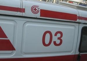 В Киеве полковник во время мытья окон упал с третьего этажа Нацакадемии обороны