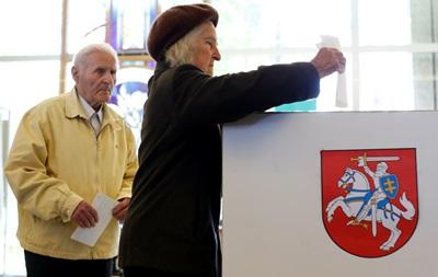 В Литве пройдет второй тур президентських выборов