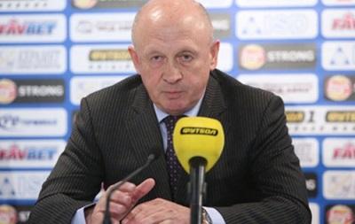 Павлов: Мы распустили команду U-19 и будем решать относительно первой команды