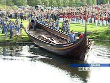 Международная экспедиция совершила кругосветку на драккаре викингов
