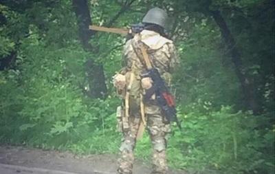 В Славянске слышна стрельба - СМИ
