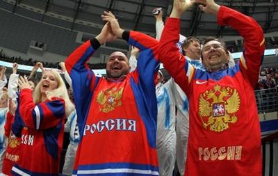 Россия разнесла американцев на чемпионате мира по хоккею