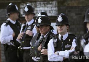 Британские власти на месяц запретили демонстрации протеста в Лондоне