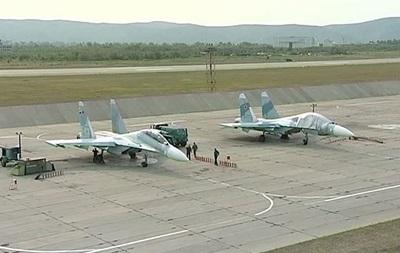 Россия проведет масштабные авиаучения