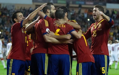 Дель Боске объявил предварительный состав Испании на ЧМ-2014
