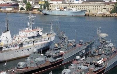 Черноморский флот РФ получит 30 военных кораблей