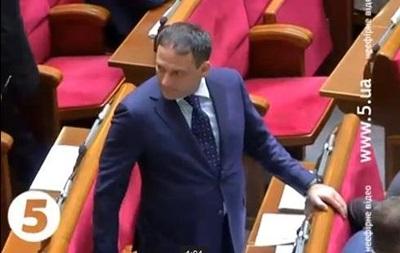 Участие брата Добкина в заседании Рады  взорвало  интернет