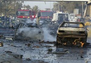 В Ираке смертница подорвала религиозную процессию: более 100 погибших и пострадавших