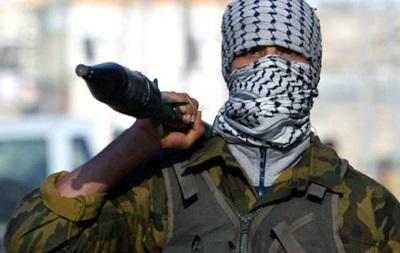 Возле Донецка появился блокпост с вооруженными гранатометами людьми - СМИ