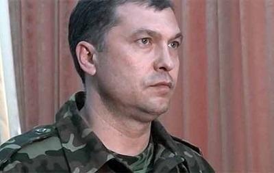 Луганский  народный губернатор  покинул Украину – Госпогранслужба