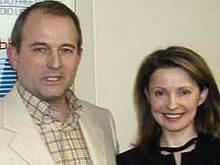 В СП подозревают, что Медведчук поехал в Москву готовить визит Тимошенко