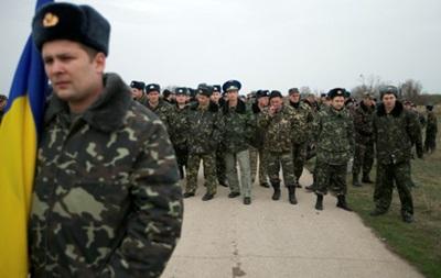 Окруженные военные отказались присягнуть на верность ДНР - милиция