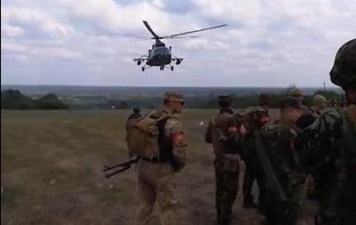 В сети появилось видео последствий боя возле Краматорска