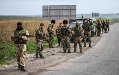 Представители ДНР 15 мая планируют захват двух пограничных пунктов - ОГА