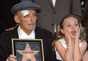 На Аллее славы Голливуда открыли звезду Денниса Хоппера