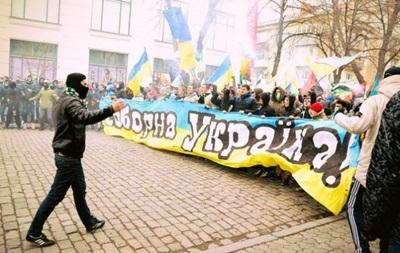 Ультрас Динамо, Шахтера и Ворсклы проведут марш в Полтаве