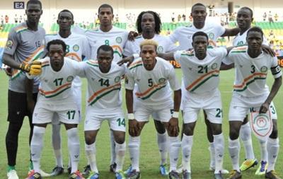 ФФУ ведет переговоры о проведении матча с Нигером