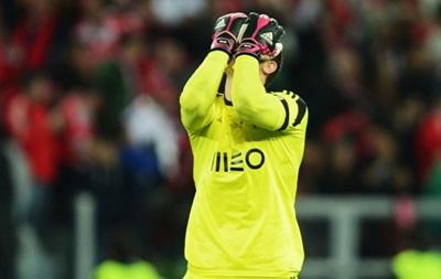 Голкипер Бенфики: Мы играли лучше Севильи, но временами футбол несправедлив