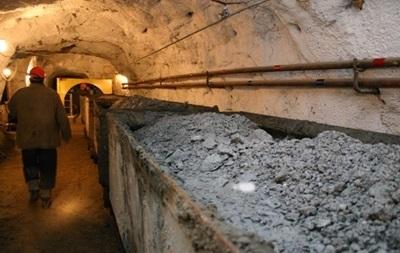 Минэнерго просит правительство выделить 180 млн грн на украинские шахты