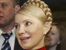 Тимошенко: Луценко - прекрасный министр. Я хочу, чтобы он работал