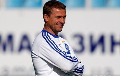 Демьяненко: Футболисты Динамо будут бороться за Сергея Реброва