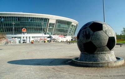 UEFA временно запретил проводить матчи в Донецке, Харькове и Днепропетровске