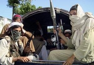 Пакистанские власти поблагодарили Талибан