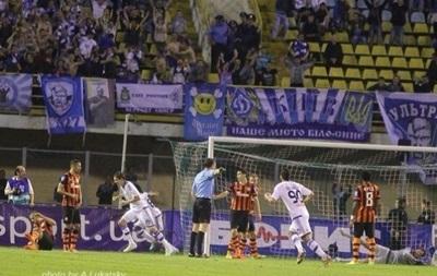 Динамо побеждает Шахтер в финале Кубка Украины