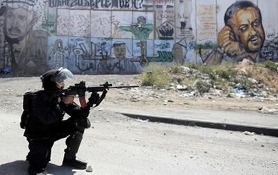 Израильские силовики застрелили двух палестинцев