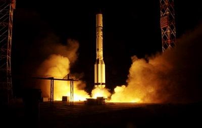 Протон со спутником сгорел в плотных слоях атмосферы –  Роскосмос