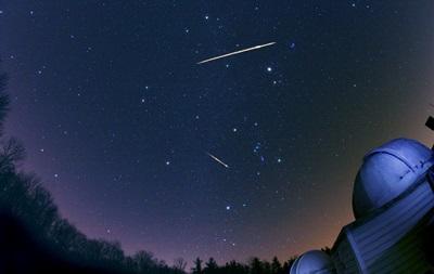 Неизвестный ранее метеорный поток прольется на Землю