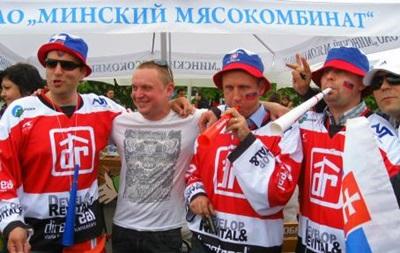 ЧМ по хоккею в Минске: Коммунизм и аресты