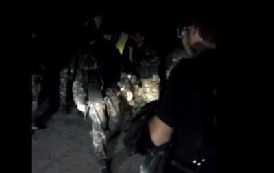 Милиция в Запорожье приняла Правый сектор за ополченцев