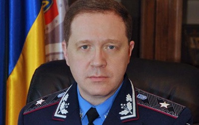В Донецке назначили нового руководителя милиции