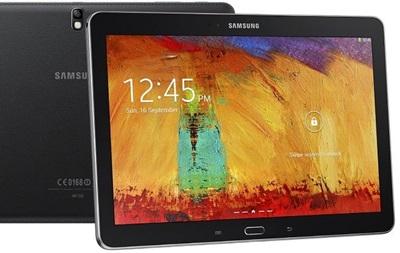 Samsung представит планшет со сверхчетким экраном
