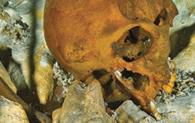 На Юкатане нашли скелет девочки из последнего ледникового периода