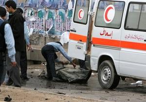 В Багдаде в результате взрыва смертника погибли около 30 человек