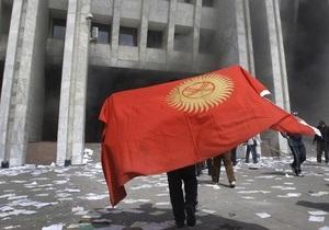 Глава МВД Кыргызстана все же покинул свой пост