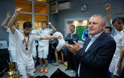 Игорь Суркис собирается назвать имя тренера Динамо после матча против Зари