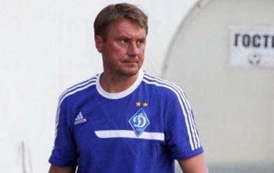 Хацкевич: У Рыбалки неплохие шансы закрепиться в Динамо