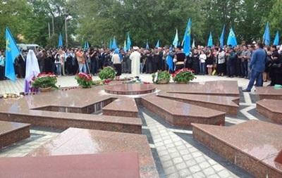 Крымские татары требуют представительства в органах власти Крыма - резолюция
