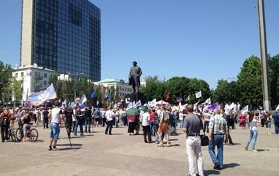 ДНР планирует избрать всех руководителей 14 сентября