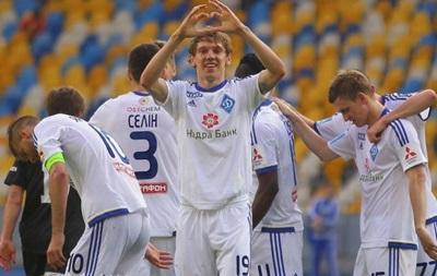 Динамо в последнем матче чемпионата переиграло Зарю