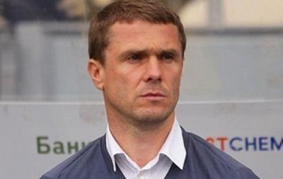 Сергей Ребров: После победы над Шахтером было трудно мотивировать игроков