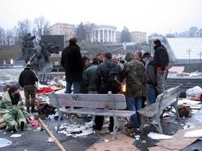 Лидер Щита заявил, что Братство спровоцировало разгром на Майдане